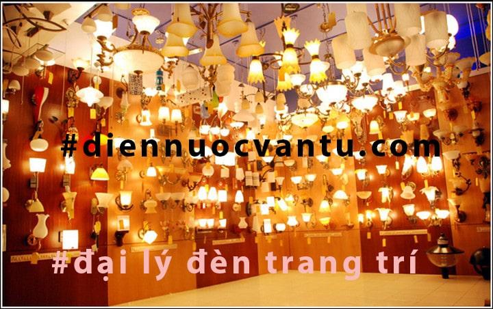 cửa hàng đèn trang trí