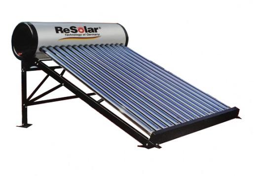 máy nước nóng năng lượng mặt trời resolar